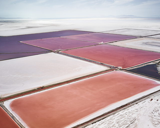 , 'Saltern Study 03, Great Salt Lake, UT,' , Bau-Xi Gallery