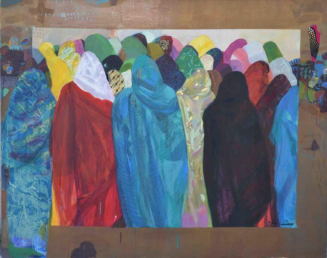 , 'Wonderful Day ,' 2014, al markhiya gallery
