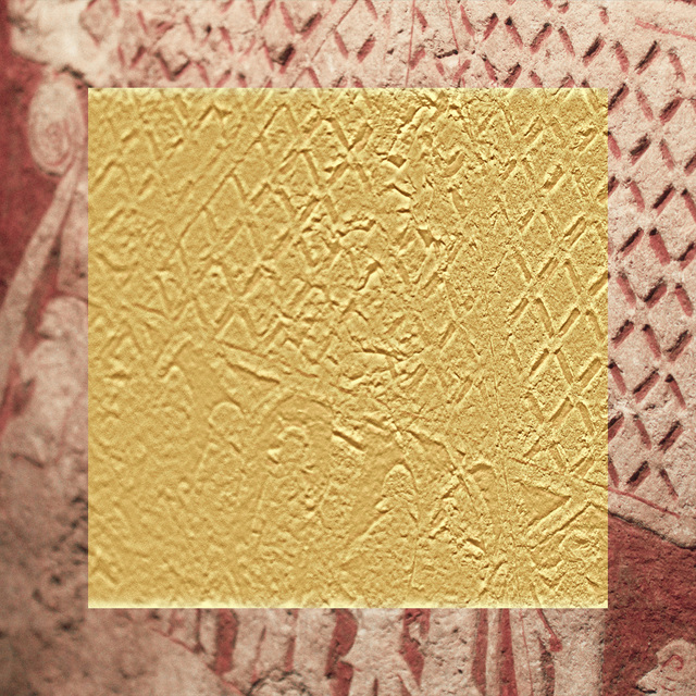 , 'The Gold Room (Rune Stone B),' 2016, Wasserman Projects