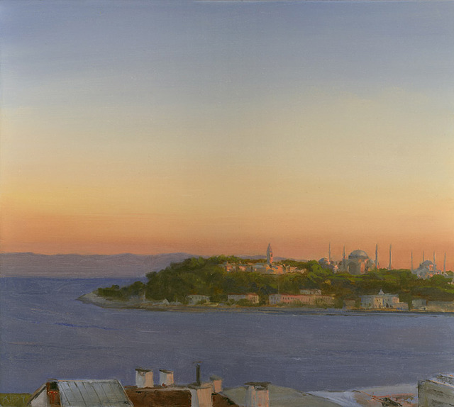 , 'Sultanahmet from Cihangir, Istanbul Series,' 2009, Koplin Del Rio