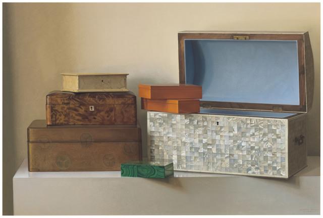 Claudio Bravo, 'Caja de nácar', 1992, Christie's