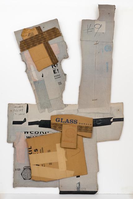 Robert Rauschenberg, 'Cardbird Series, Cardbird II', 1971, Iris Project