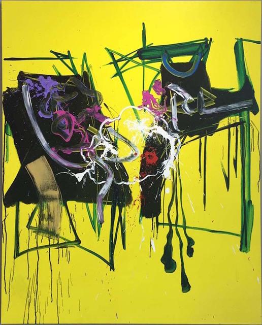 , 'Untitled ,' 1993, Art Nouveau Gallery