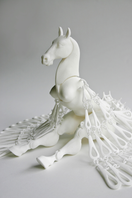, 'Horse Marionette,' 2011, Southern Guild