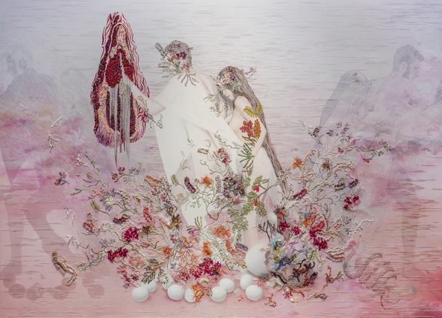 , 'Mythology-Origin,' 2018, Arario Gallery