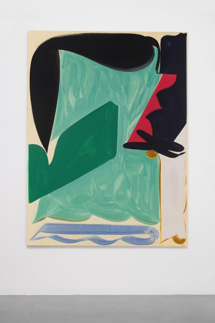 , 'Red Asturian,' 2018, Galerie Nordenhake