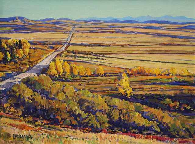 , 'Looking South #51.17,' , Wallace Galleries