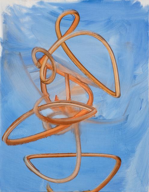 , 'Snedicker,' 2019, Von Lintel Gallery
