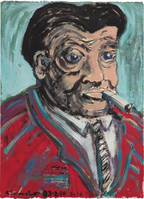 George Condo, 'Self-Portrait', 1983, Phillips