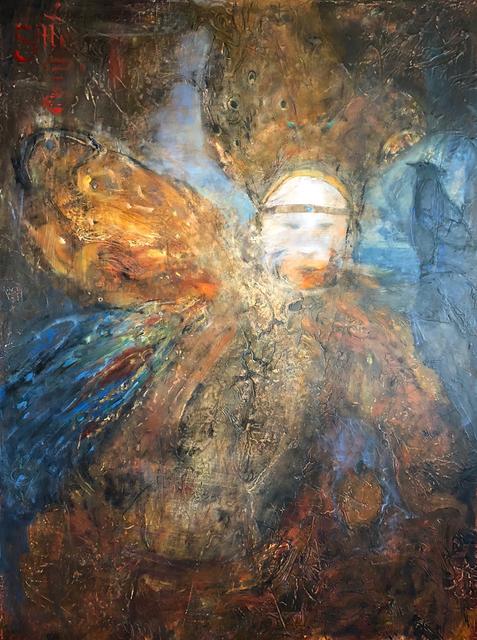 , 'Sapphire,' 2018, Blue Rain Gallery