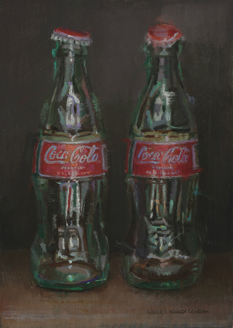 , 'Two Bottles,' 2015, Gallery 1261
