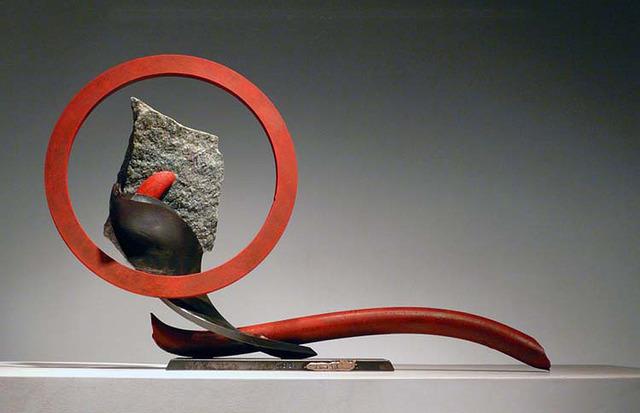 , 'Sisyphean Circle (recliner),' 2013, C. Grimaldis Gallery
