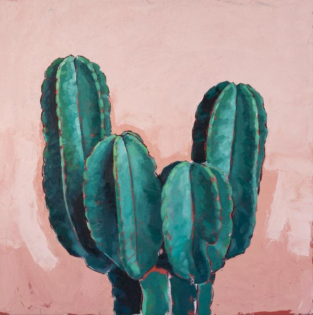 , 'Cactus 2,' 2017, &gallery