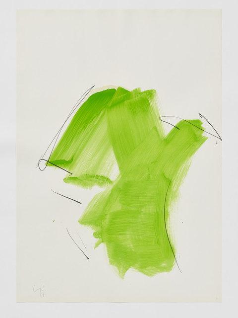 , 'Untitled,' 1977, Jahn und Jahn