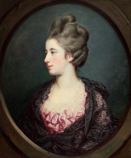 Francis Cotes, 'Mrs. Thomas Horne', ca. 1768/1770, National Gallery of Art, Washington, D.C.