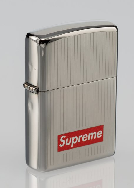 Supreme, 'Zippo Lighter (Chrome)', 2015, Heritage Auctions
