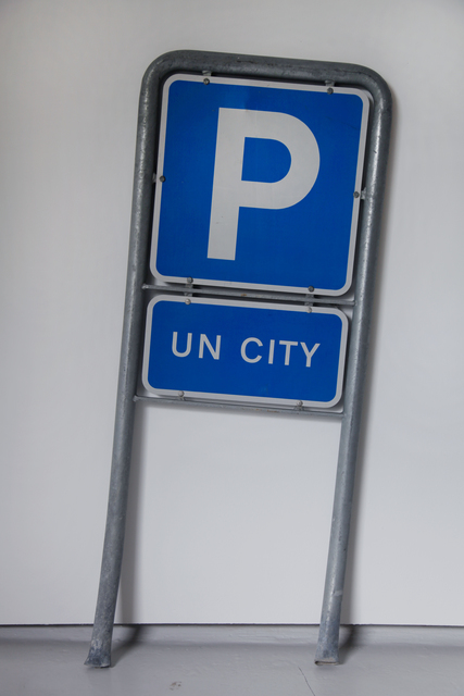 , 'UN CITY Parking,' 2017, SABSAY