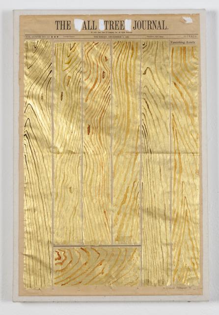, 'The All Tree Journal,' 1991, Ronald Feldman Gallery