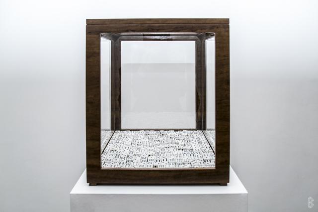 , 'Algo sempre acontece,' 2014, Galeria Emma Thomas