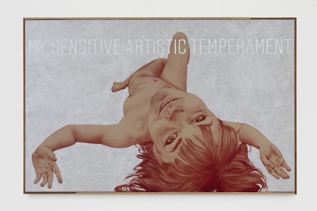 , 'My Sensitive Artistic Temperament,' 2019, Bianca D'Alessandro