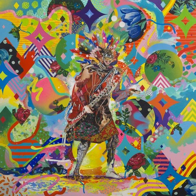 Yoh Nagao, 'Searchman ', 2017, Mirus Gallery