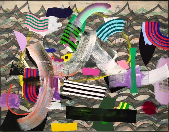 , 'Deluge 3,' 2018, Orth Contemporary