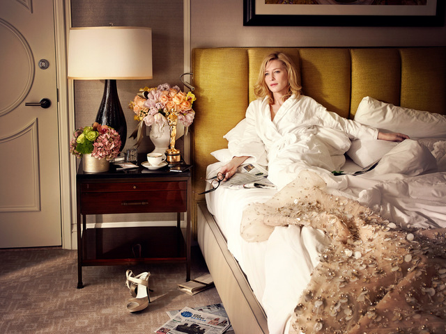 Art Streiber, 'Cate Blanchett', 2014, Los Angeles Center of Photography Benefit Auction