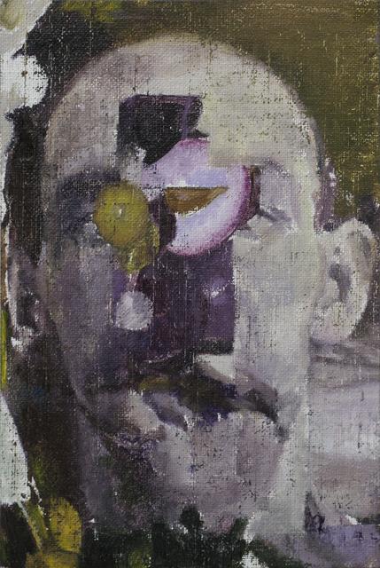 , 'Djinn III,' 2015, Parafin