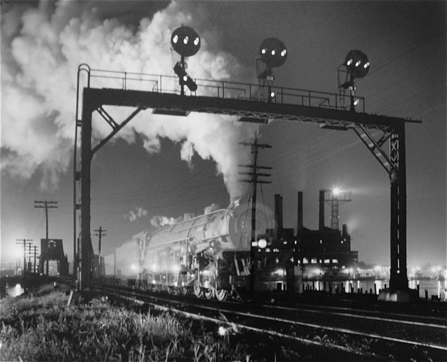 , 'Ghost Train,' 1955, Danziger Gallery