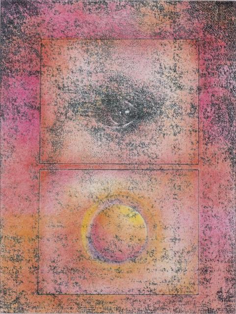 Miguel Caride, 'Agudeza del ojo y la paciencia de la mano', 1996, MAMAN Fine Art Gallery