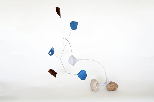 , 'Delphiniums,' 2019, ÆRENA Galleries and Gardens