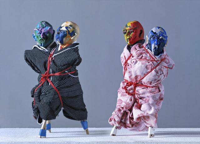 , 'United Enemies,' 2010, Moderna Museet