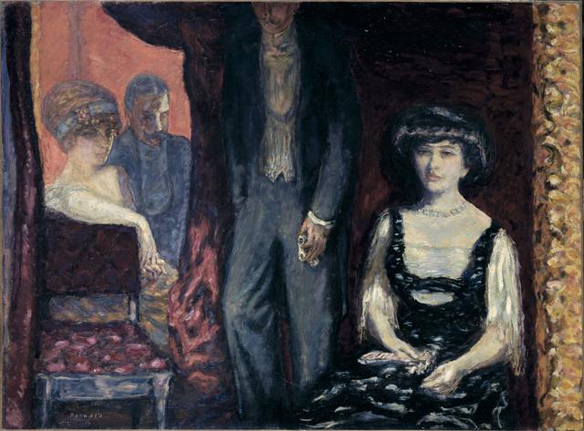 , 'La loge (The Box),' 1908, Musée d'Orsay