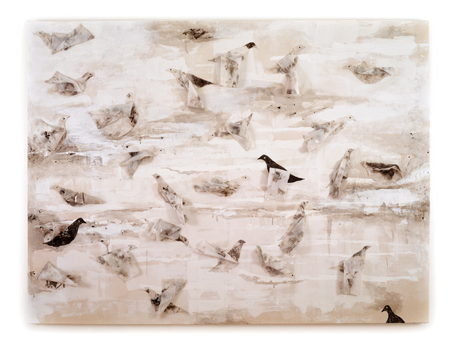 , 'Dust-wander,' 2017, Galerie Janine Rubeiz