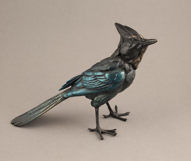 Bryce Pettit, 'Blue Jay', 2018, Blue Rain Gallery
