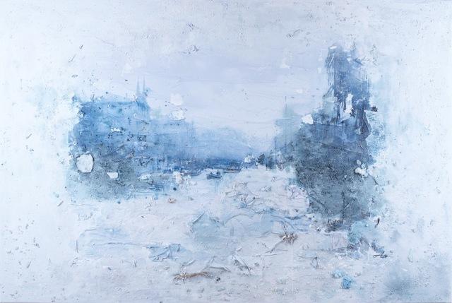 , 'Lagoon,' 2017, Univocal Art Gallery