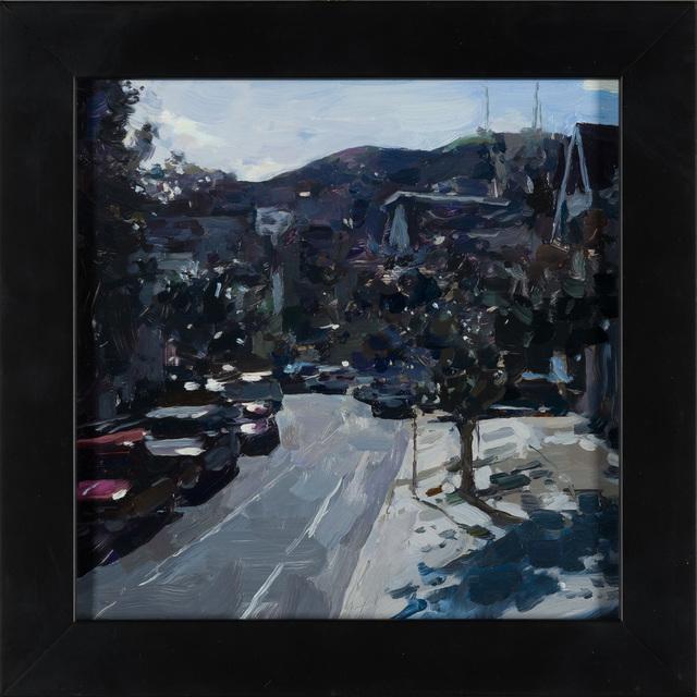 , 'Study for San Francisco Sun,' 2018, CK Contemporary
