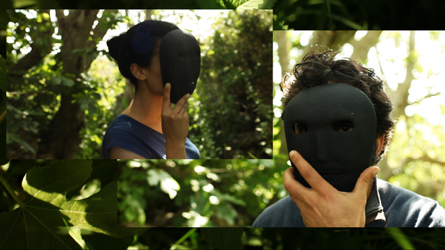, 'And Yet My Mask Is Powerful,' 2016, Carroll / Fletcher
