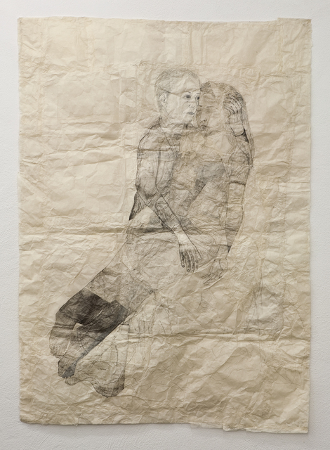 , 'Words Pass Through Me Now,' 2010, Barbara Gross