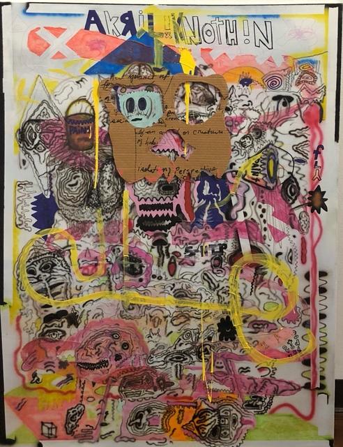 , 'Akrilik Nothin,' 2017, Ro2 Art