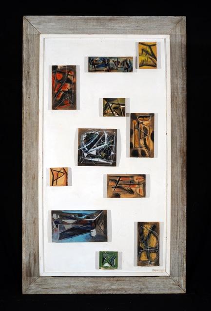 Jimmy Ernst, 'Untitled', 1950, Osuna Art & Antiques