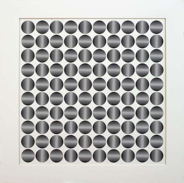 , 'CM-3-I,' 1964, Cortesi Gallery