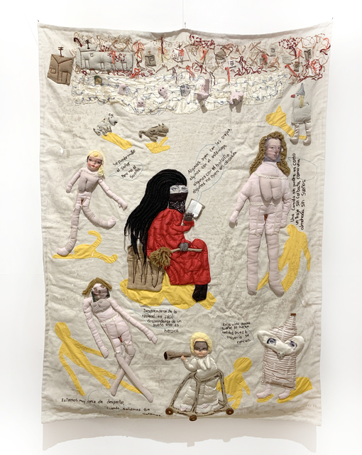 , 'Las Tentaciones de San Antonio XVIII,' 2018, MAIA Contemporary