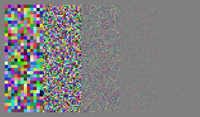 , 'Method Random 1,' 2013, Carroll / Fletcher