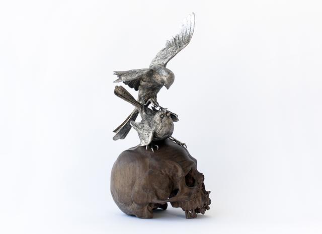 , 'Rebirth,' 2017, Galerie Calderone