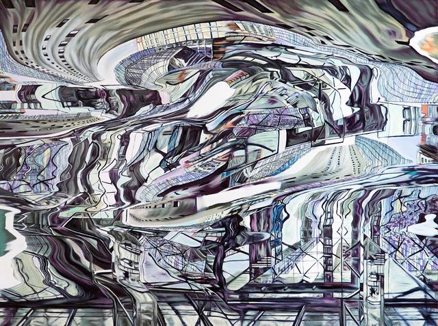 , 'Central Connection,' 2014, galerie nichido / nca   nichido contemporary art