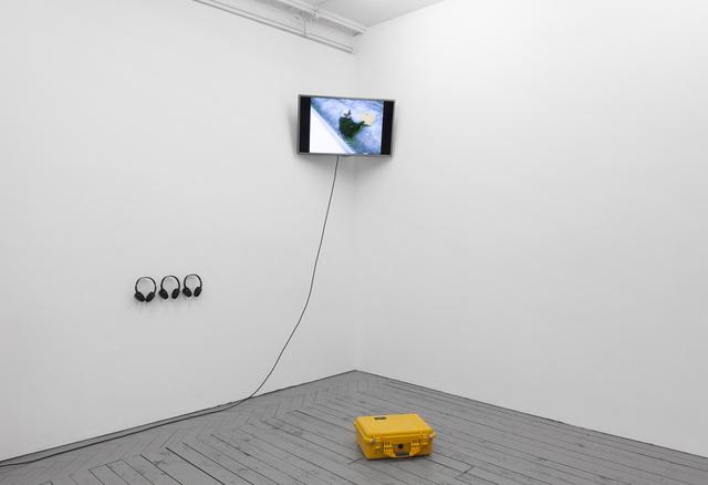 !Mediengruppe Bitnik, 'Surveillance Chess', 2012, EIGEN + ART Lab