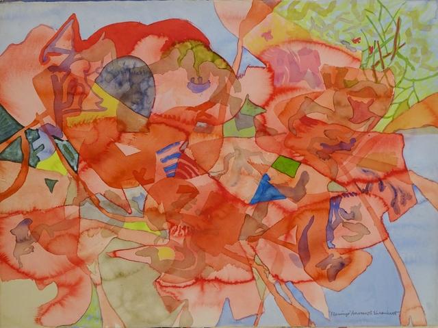 , 'Flamingo,' 1974, Lawrence Fine Art