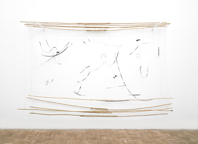 Jared Ginsburg, 'Hanging Drawing III, IV, V, VI, VII', 2019, blank projects