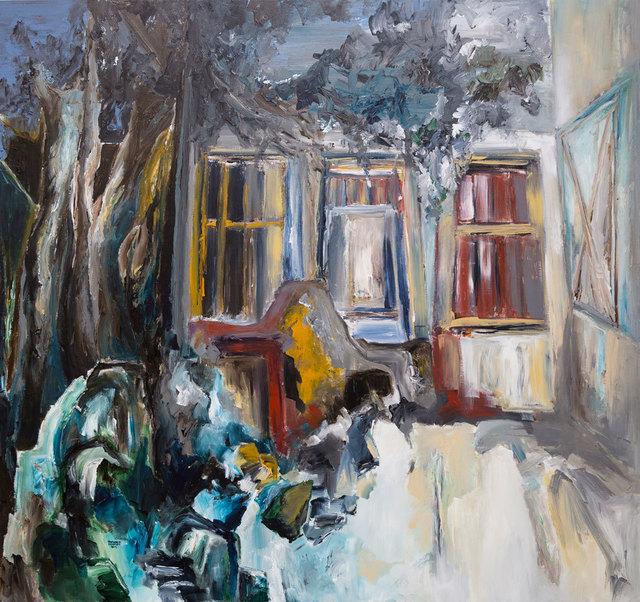 , 'Untitled ,' 2014, Ayyam Gallery